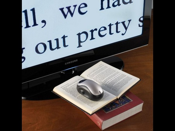 The Wireless Page To TV Magnifier
