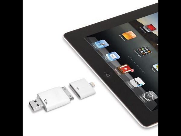Read And Write iPad Flash Drive