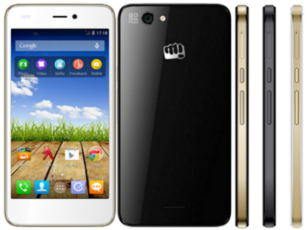 Micromax A 290 Canvas Knight Cameo