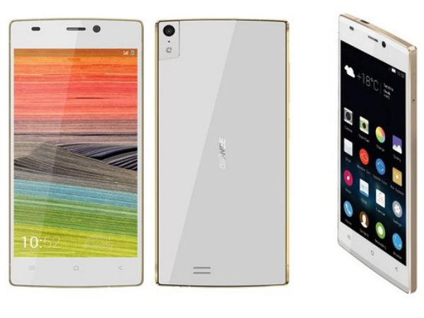 Gionee Elife S5.5 - 5.5mm
