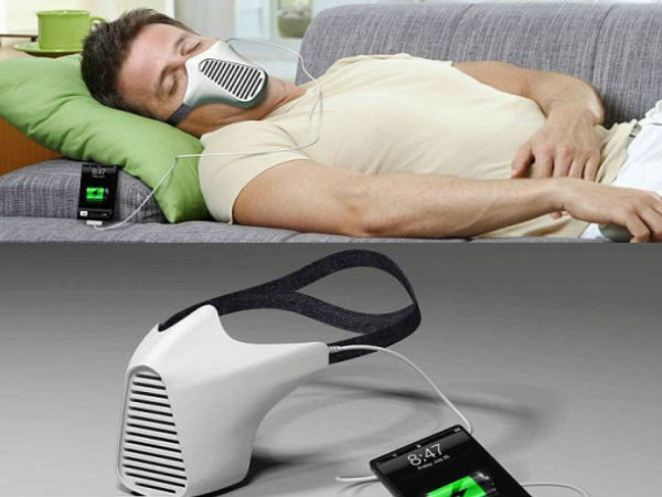 Breath Gadget Charger