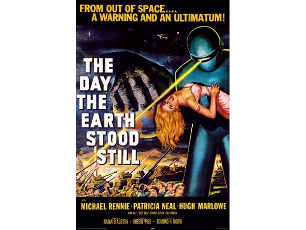 Gort : The Day the Earth Stood Still