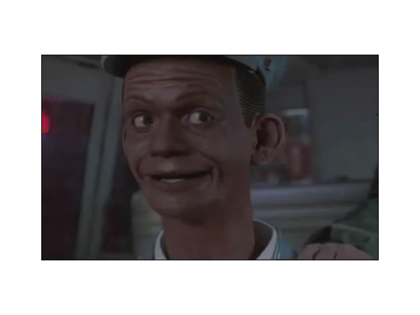 Johnny Cab : Total Recall