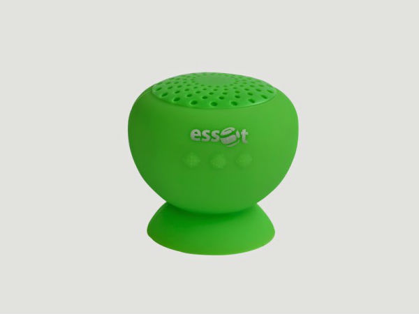 Essot Bluetooth Suction Wireless Mobile/Tablet Speaker