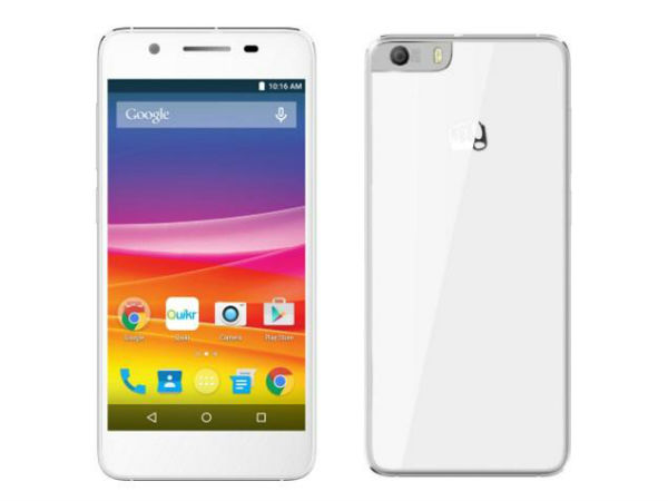 Micromax Canvas Knight 2 4G