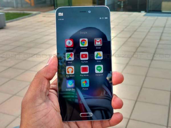 అదిరే స్పెక్స్తో 'Xiaomi Mi 5'