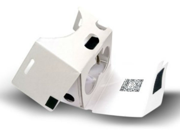 Alian White High Quality Cardboard Support