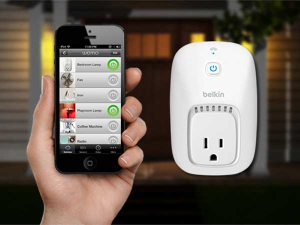 WeMo Home Automation Switch