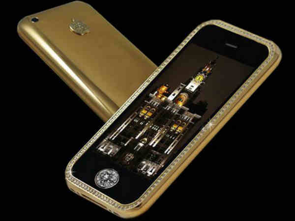 సుప్రీమ్ ( Supreme Goldstriker iPhone 3G 32GB)