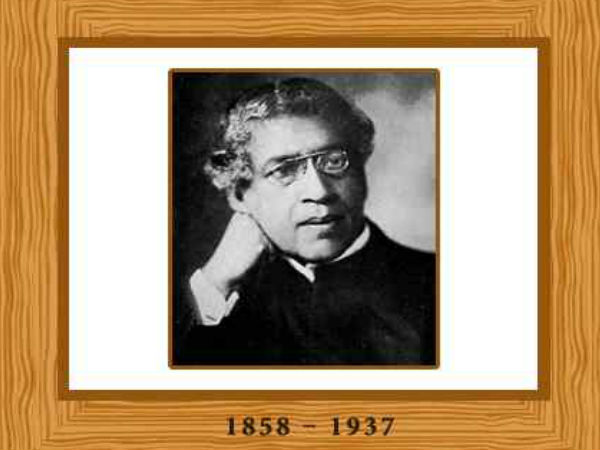 essay on jagdish chandra bose Essay on dr jagdish chandra bose 22082018 by admin he noted a similarity in reduction of elasticity between cooled metal wires and organic cells, 2017: how.