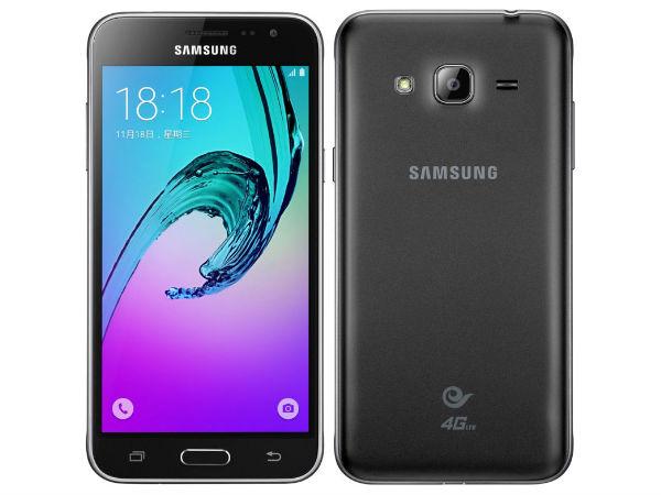 సామ్సంగ్ నుంచి కొత్త 4జీ ఫోన్ : Galaxy J3 (2016)