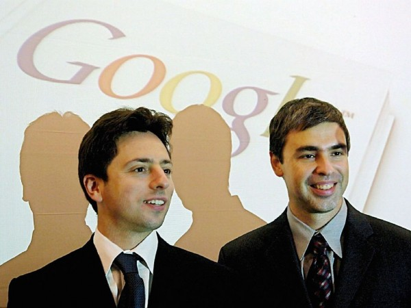 గూగుల్ (Larry Page and Sergey Brin  )