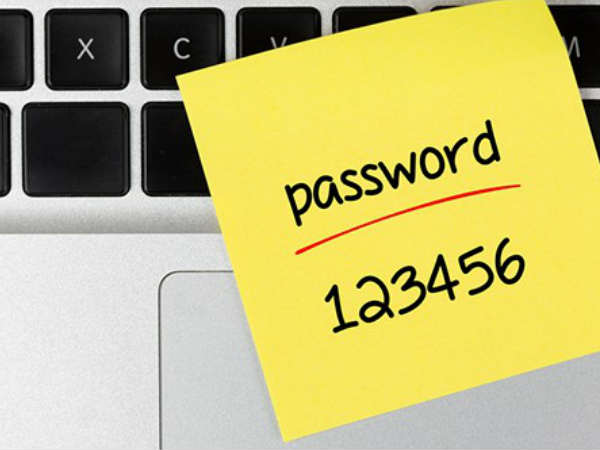 Use a password management tool