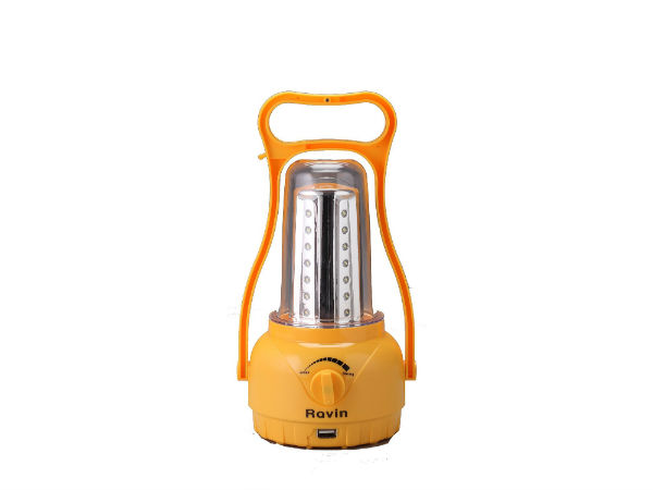 Ravin Rechargeable Emergency Light Solar Lantern