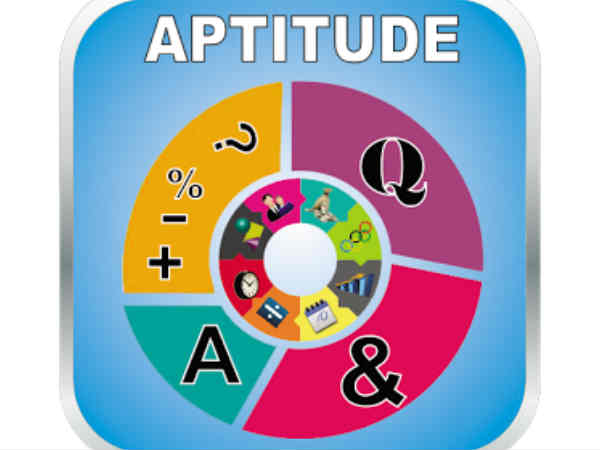 Aptitude Test And Preparation.