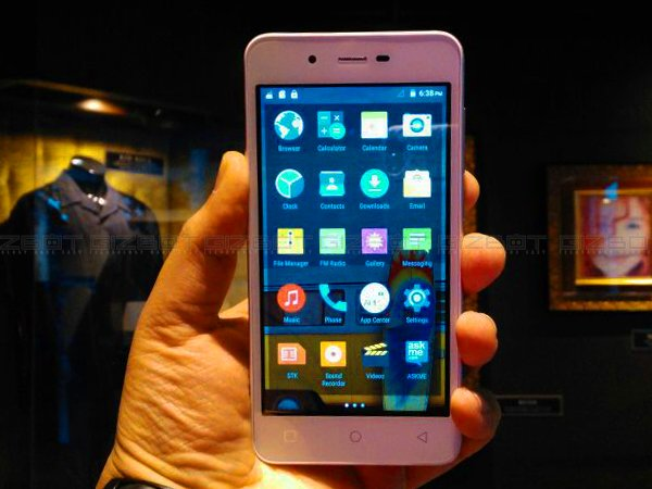 MICROMAX CANVAS SPARK 3 PRICE RS. 4999