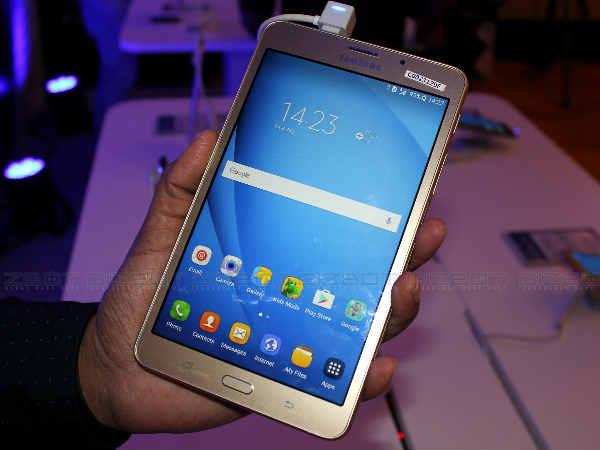 7 అంగుళాల డిస్ప్లేతో సామ్సంగ్ Galaxy J Max