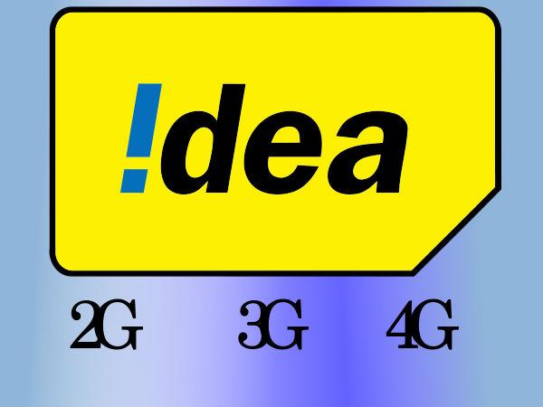 భారీగా తగ్గిన Idea 4జీ ఇంటర్నెట్ రేట్లు!