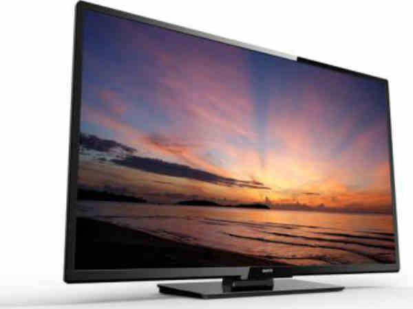 Sanyo IPS TVs with A+ grade panel