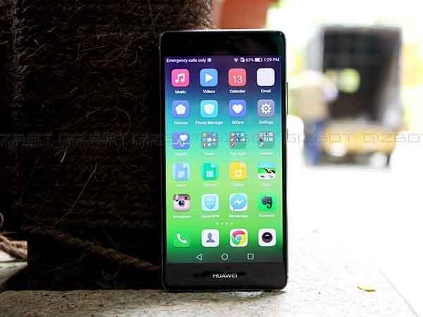 విప్లవాత్మక కెమెరా స్టాండర్డ్స్తో Huawei P9