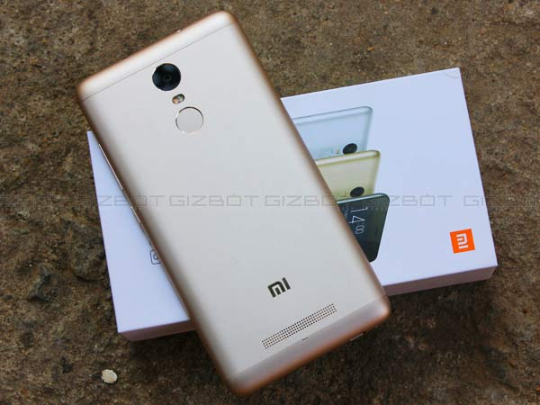 ఇండియాలో ప్రతి 7 సెకన్లకు ఒక  Redmi Note 3 ఫోన్ అమ్ముడవుతోంది..