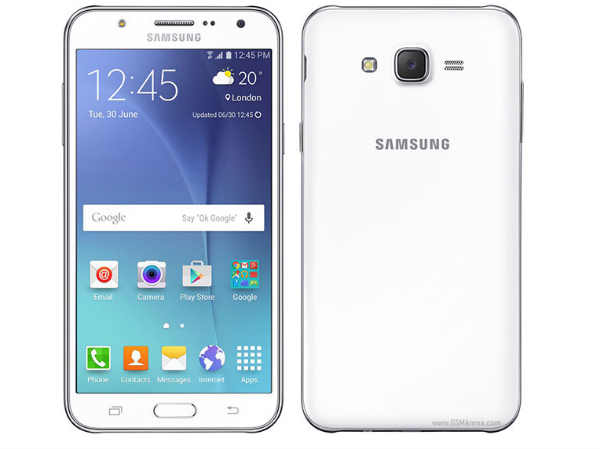 Samsung Galaxy SM-J700F (Gold, 16GB)
