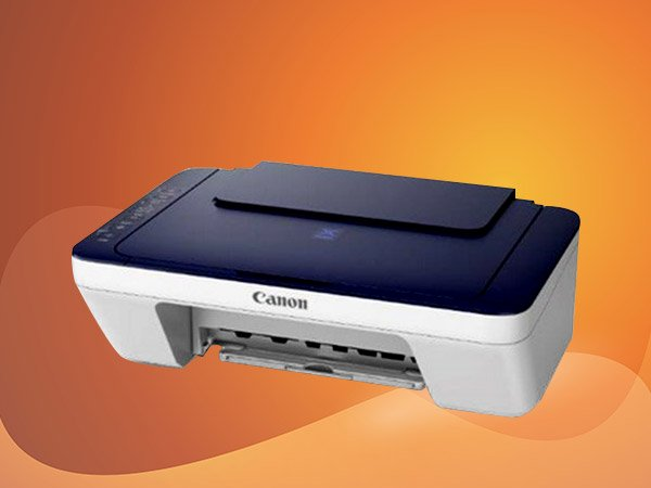 Canon Pixma E477 All-in-One InkJet Printer