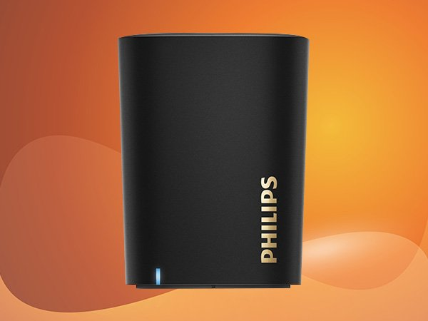 Philips BT100B/00 Wireless Portable Speakers