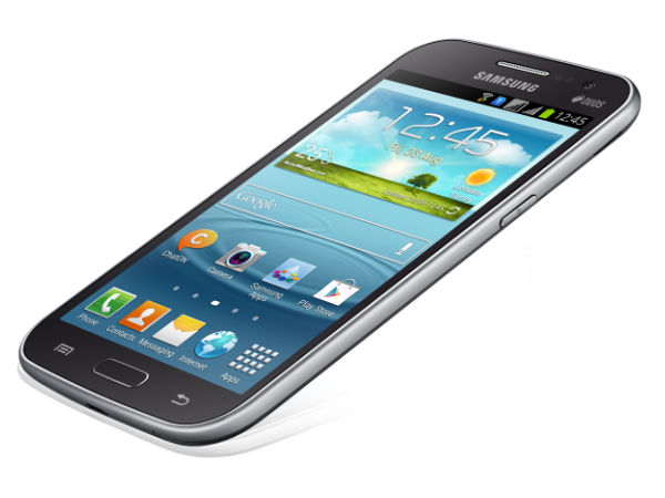 Samsung Galaxy Grand Quattro GT-I8552 (Ceramic White) (తగ్గింపు రూ. 7,366 )