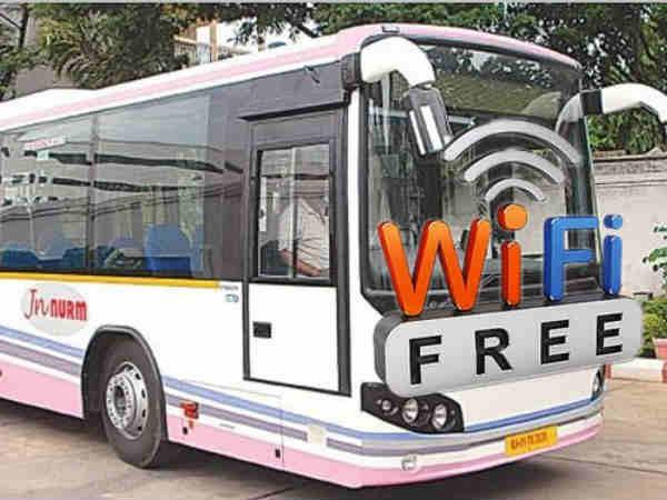 హైదరాబాద్ బస్సులకు ఉచిత వైఫై: రూ.5వేలకే అదిరి 4జీ ఫోన్లు