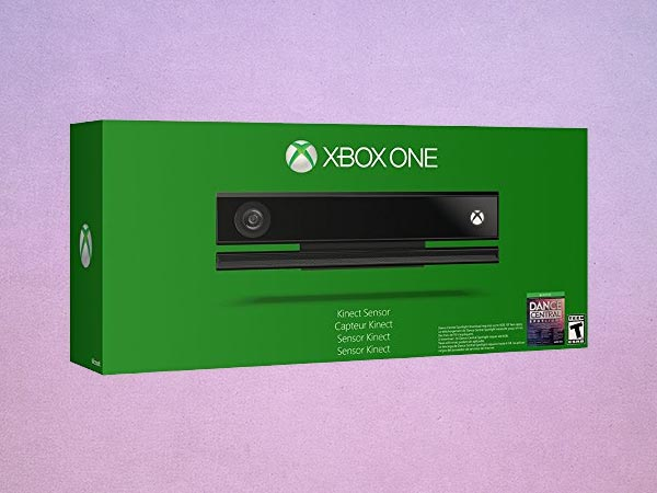 Xbox One Kinect Sensor (Free game: Dance Central Spotlight DLC)