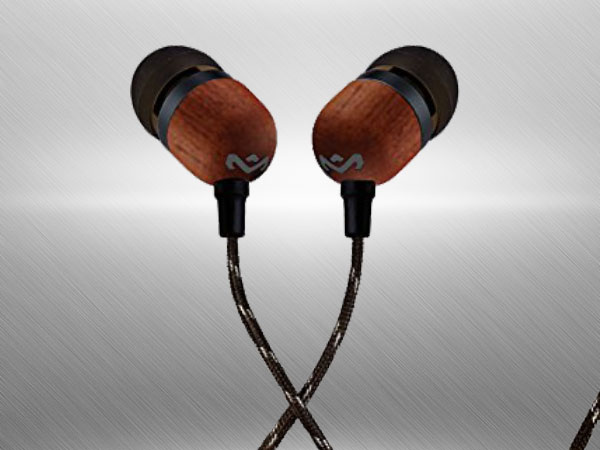 House of Marley EM-JE041-MIC In-Ear Headphone With Mic