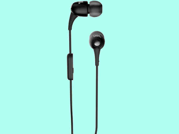 JBL T150A In-Ear Headphones