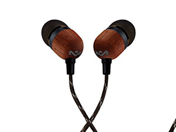 House of Marley Smile Jamaica EM-JE041-SB In-Ear Headphones