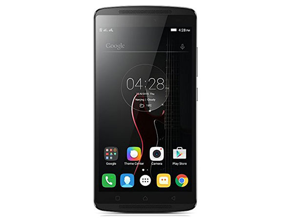 Lenovo Vibe K4 Note (Wooden Edition Black, 16GB)