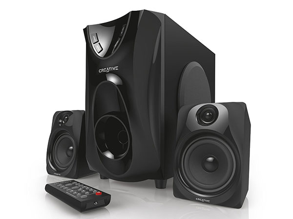 Creative E2400 Home Theater System (Black)