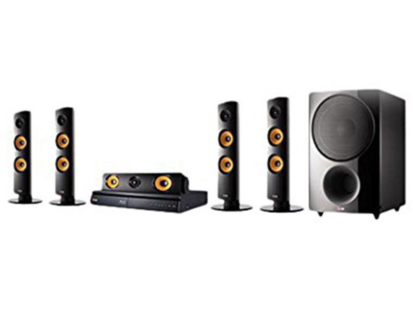 LG BH6340H 5.1 channel 3D Blu-Ray Home Theatre System