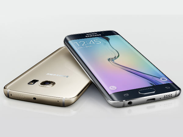Refurbished Samsung Galaxy S6 Edge SM-G925 (Gold, 64GB)