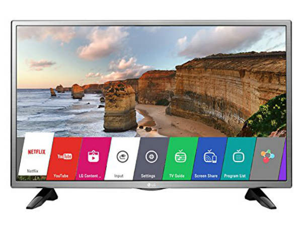 LG 43-inch smart LED TV