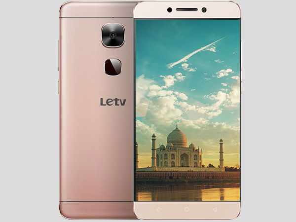 LeEco Le Max 2 (Rose Gold, 32GB)