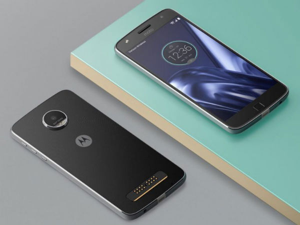 Motorola Moto Z Play with Style Mod (Black, 32 GB)