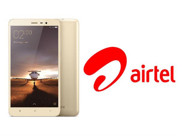 రెడ్మీ నోట్ 3 యూజర్లకు Airtel బంపర్ ఆఫర్