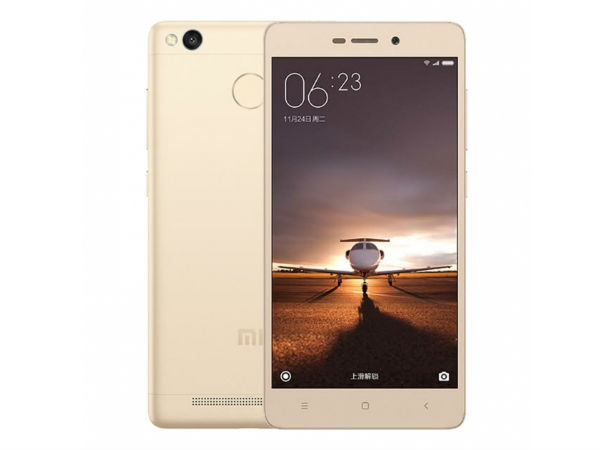 Xiaomi Redmi 3S Plus