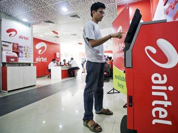తెలుగు రాష్ట్రాల్లో ఎయిర్టెల్ పేమెంట్ బ్యాంకు