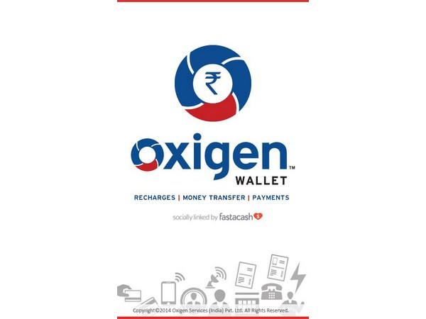 Oxigen Wallet - Money Transfer