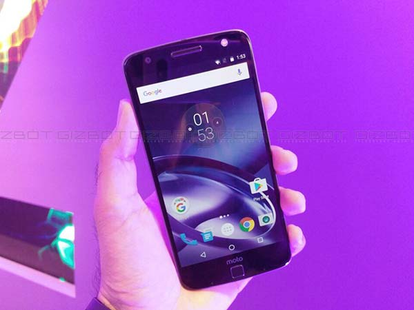 Motorola Moto Z Phones