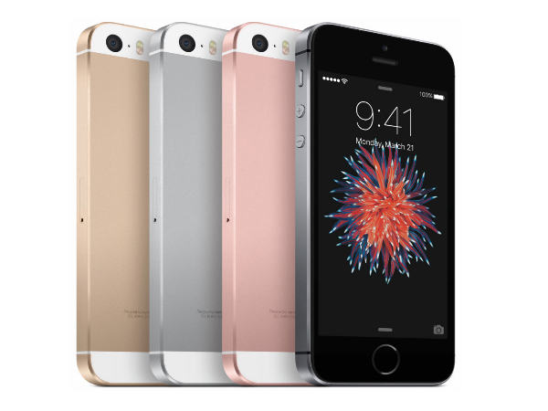 Apple iPhone SE (Space Grey, 64GB)