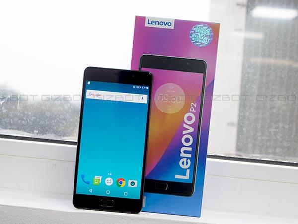 రూ.1,999కే Lenovo P2 స్మార్ట్ఫోన్