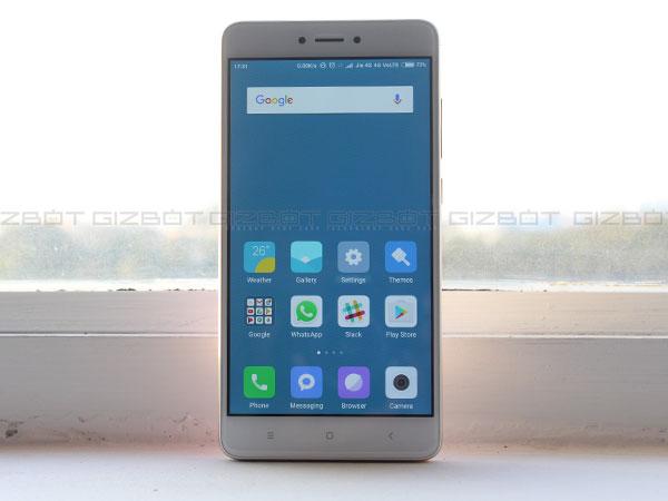 4జీబి ర్యామ్తో  Redmi Note 4 లాంచ్ అయ్యింది, రూ.9,999 నుంచి..