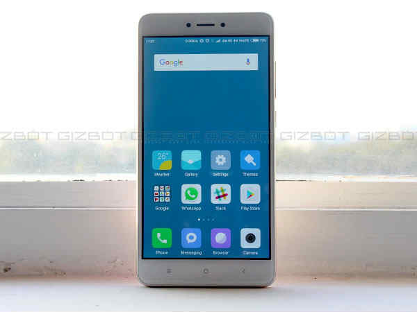 Xiaomi Redmi Note 4 (EMIs from Rs 582/month)